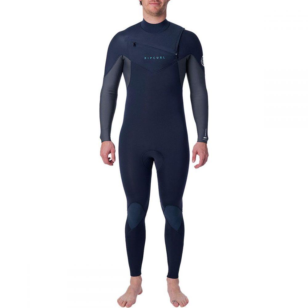 リップカール Rip Curl メンズ ウェットスーツ 水着・ビーチウェア【Dawn Patrol 3/2 Chest - Zip Wetsuit】Stealth
