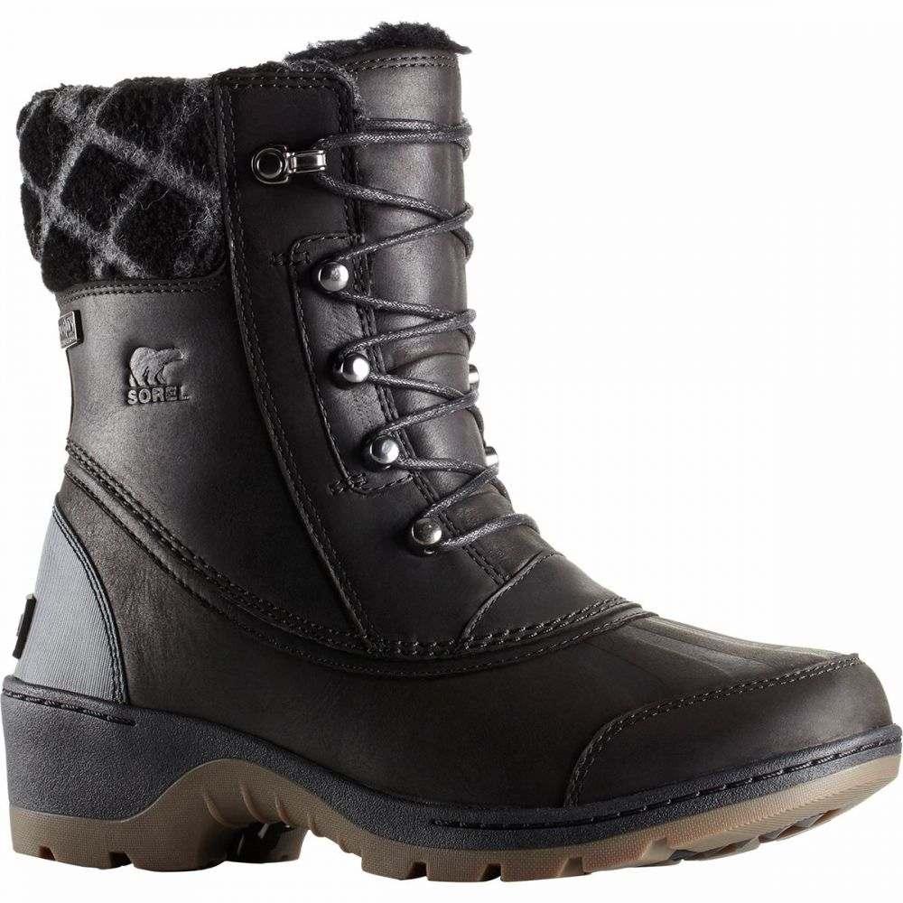 ソレル Sorel レディース ブーツ シューズ・靴【Whistler Mid Boot】Black/Natural