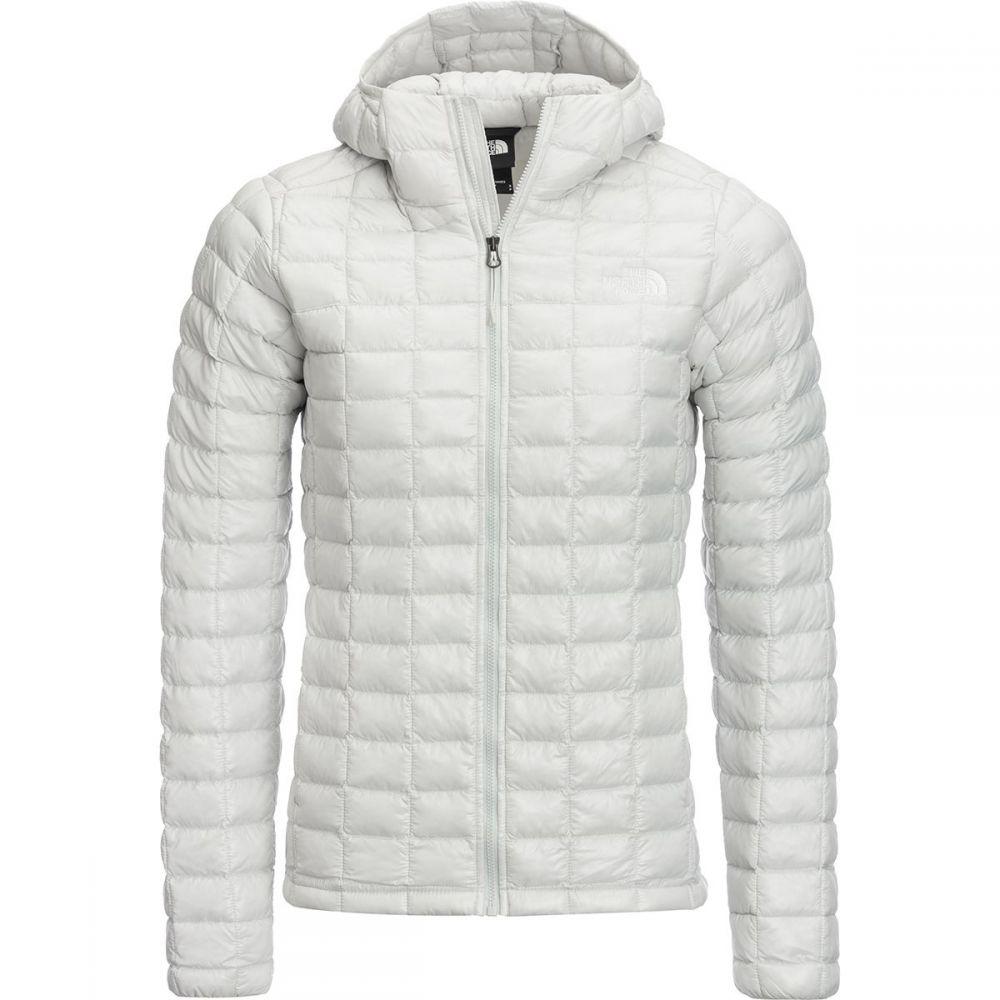 ザ ノースフェイス The North Face レディース ジャケット フード アウター【Thermoball Eco Hooded Insulated Jacket】Tin Grey