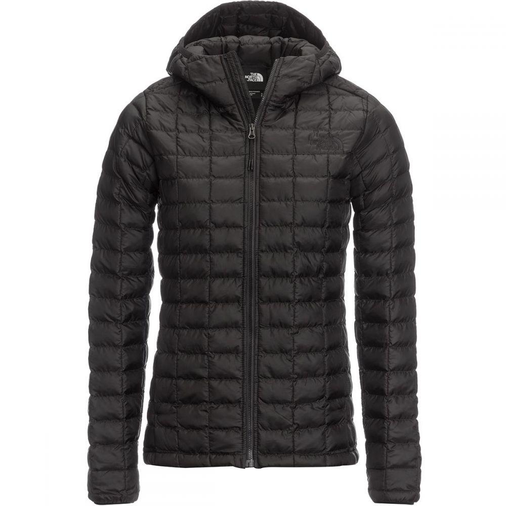 ザ ノースフェイス The North Face レディース ジャケット フード アウター【Thermoball Eco Hooded Insulated Jacket】Tnf Black Matte