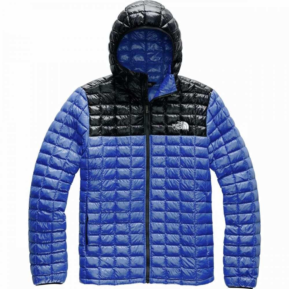 ザ ノースフェイス The North Face メンズ ジャケット フード アウター【Thermoball Eco Hooded Jacket】Tnf Blue/Tnf Black