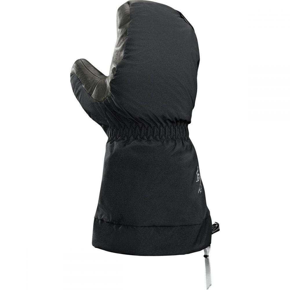 アークテリクス Arc'teryx メンズ 手袋・グローブ ミトン【Alpha SV Mitten】Black