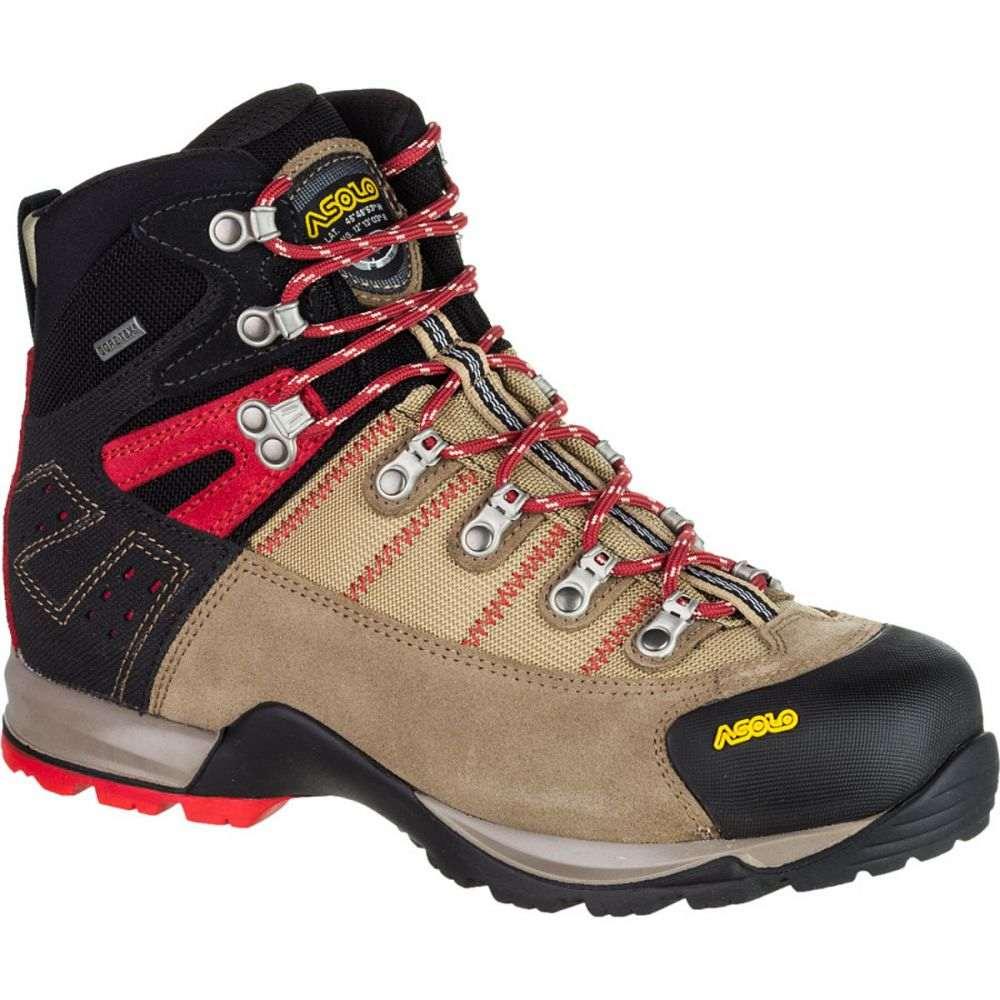 都内で アゾロ アゾロ Asolo メンズ ハイキング・登山 ハイキング・登山 ブーツ シューズ・靴【Fugitive Gore Gore - Tex Boot】Wool/Black, 北海道美味厳選:45d34f7f --- baecker-innung-westfalen-sued.de