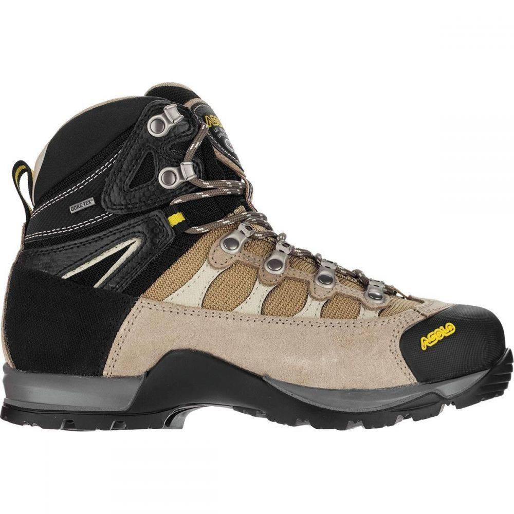 アゾロ Asolo レディース ハイキング・登山 ブーツ シューズ・靴【Stynger Gore - Tex Hiking Boot】Earth/Tortora