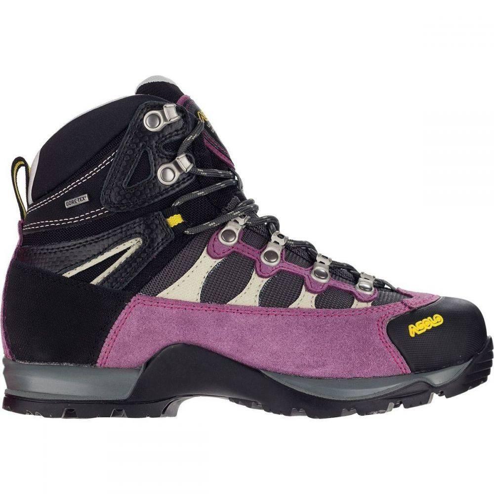 アゾロ Asolo レディース ハイキング・登山 ブーツ シューズ・靴【Stynger Gore - Tex Hiking Boot】Grapeade/Gunmetal