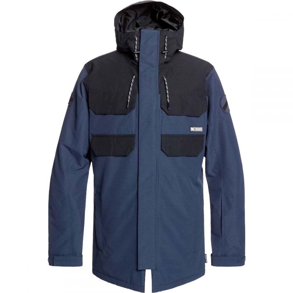 ディーシー メンズ スキー・スノーボード アウター Dress Blues 【サイズ交換無料】 ディーシー DC メンズ スキー・スノーボード ジャケット アウター【Haven Insulated Jacket】Dress Blues