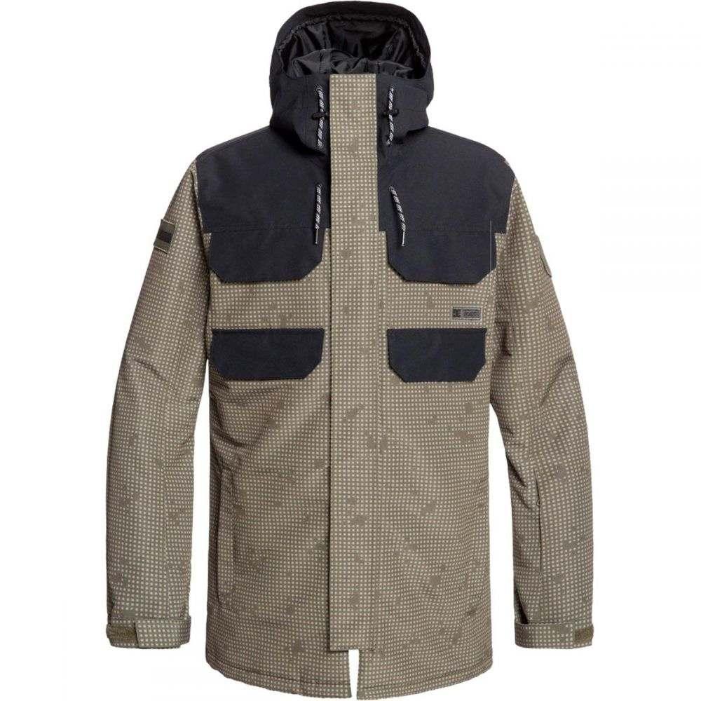 ディーシー DC メンズ スキー・スノーボード ジャケット アウター【Haven Insulated Jacket】Olive Night Desert Night Camo