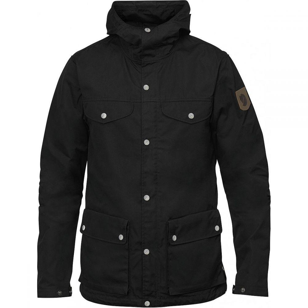 フェールラーベン Fjallraven メンズ ジャケット アウター【Greenland Jacket】Black