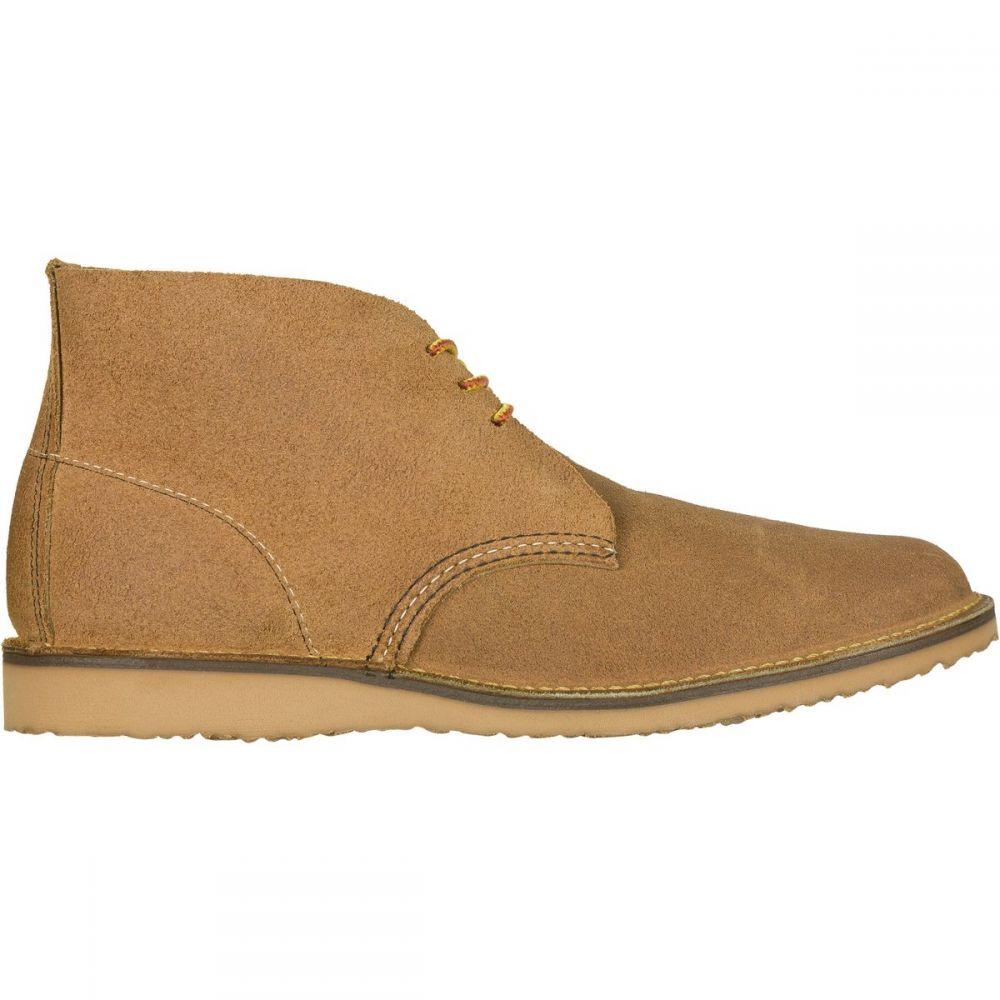 レッドウィング Red Wing Heritage メンズ シューズ・靴 チャッカブーツ【Weekender Chukka Shoe】Hawthorne Muleskinner Leather