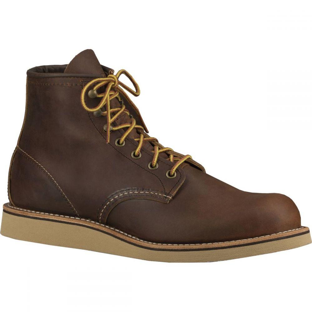 レッドウィング Red Wing Heritage メンズ ブーツ シューズ・靴【Rover 6in Boot】Copper Rough/Tough Leather
