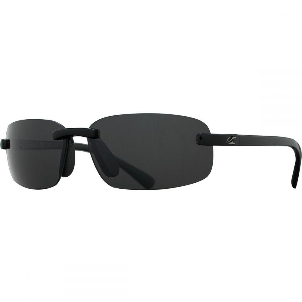 カエノン Kaenon レディース メガネ・サングラス 【Coto S Polarized Sunglasses】Black/Ultra Grey 12-Polarized