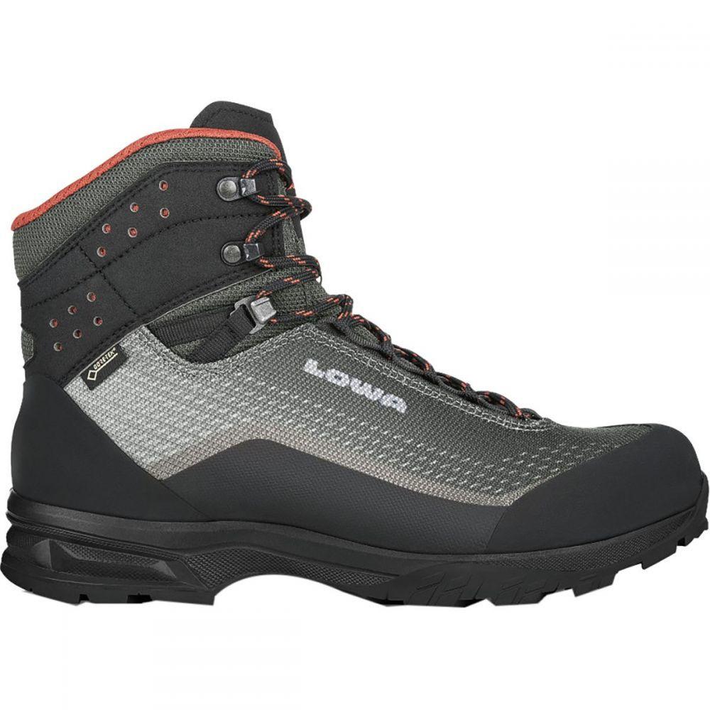 ロワ Lowa メンズ ハイキング・登山 ブーツ シューズ・靴【Irox GTX Mid Boot】Olive/Black
