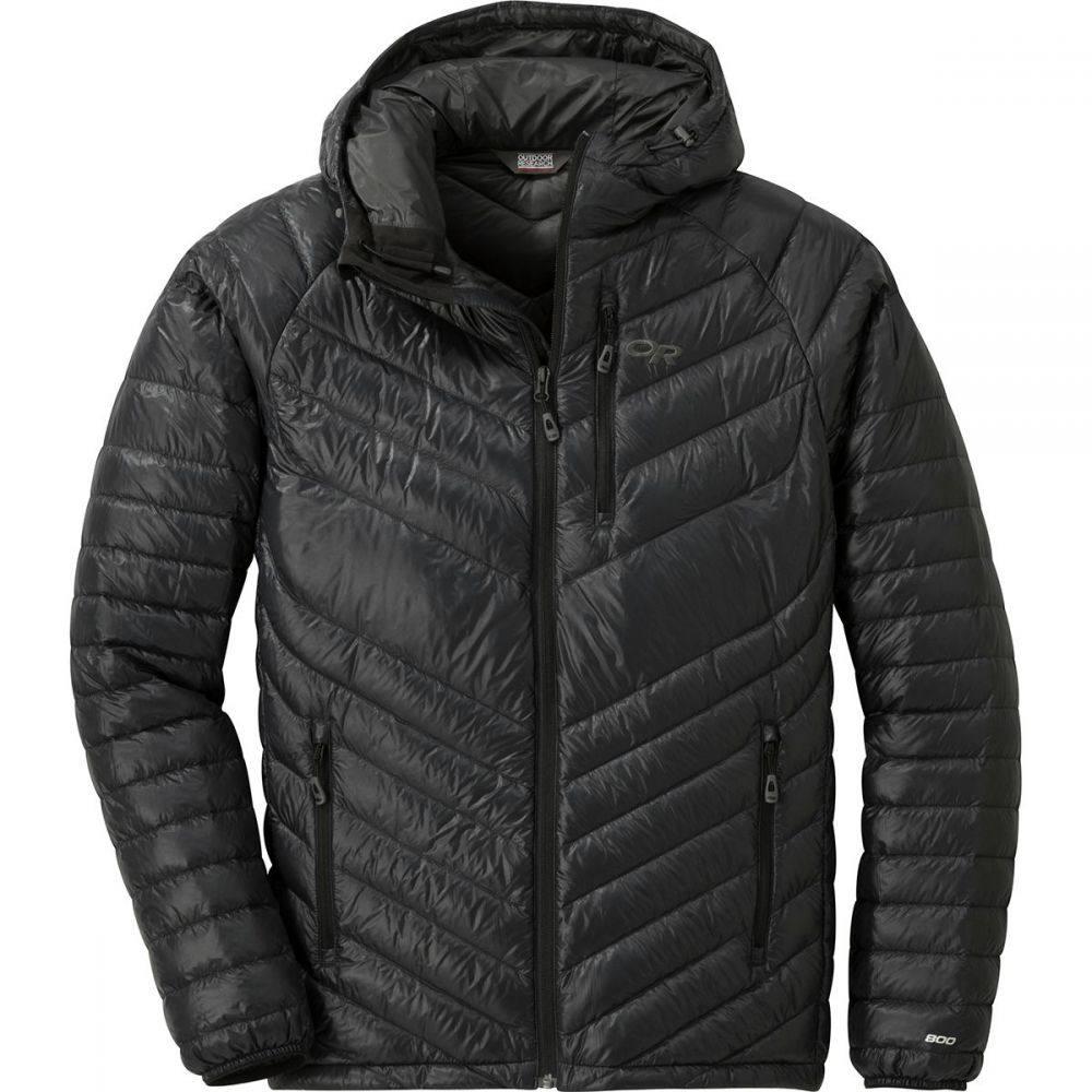 アウトドアリサーチ Outdoor Research メンズ ダウン・中綿ジャケット アウター【Illuminate Down Jacket】Black