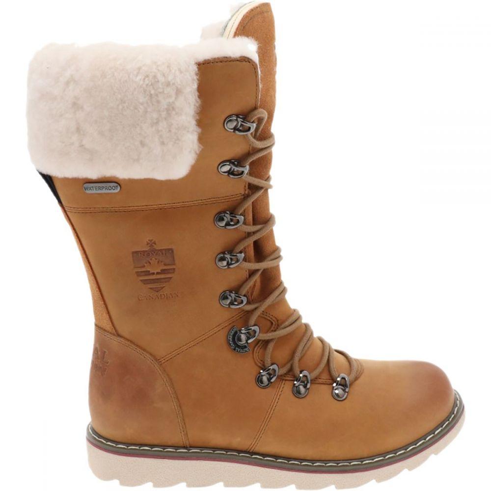 ロイヤルカナディアン Royal Canadian レディース ブーツ シューズ・靴【Castlegar Boot】Cottage Brown