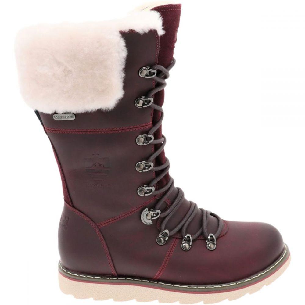 ロイヤルカナディアン Royal Canadian レディース ブーツ シューズ・靴【Castlegar Boot】Rubeaus