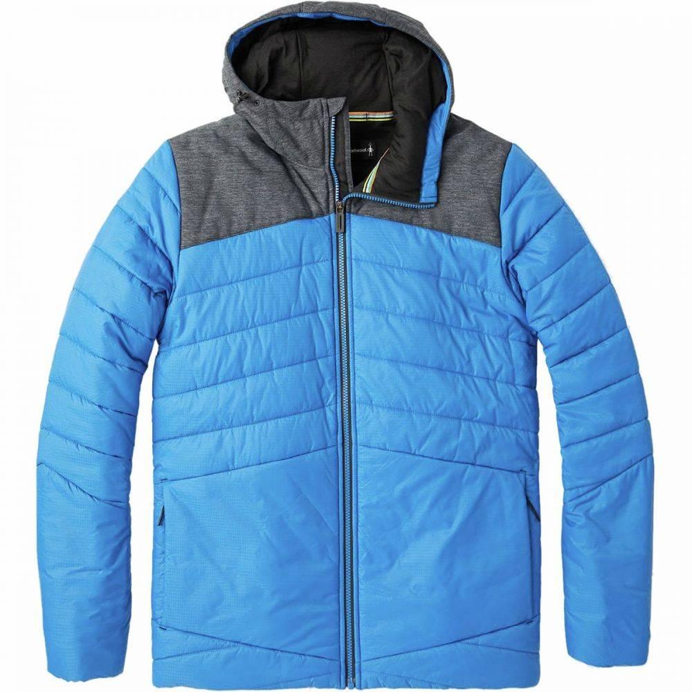 スマートウール Smartwool メンズ ジャケット フード アウター【Smartloft 150 Hooded Jacket】Light Alpine Blue
