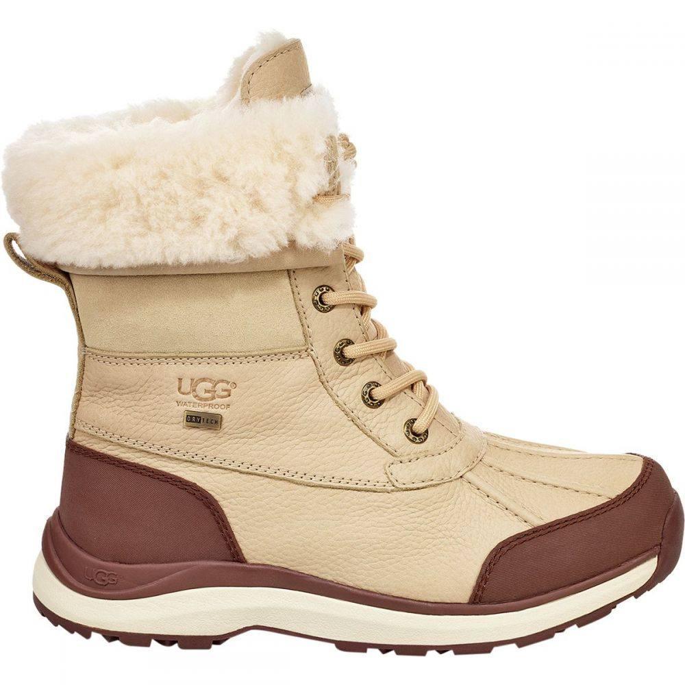 アグ UGG レディース ブーツ シューズ・靴【Adirondack III Boot】Sand