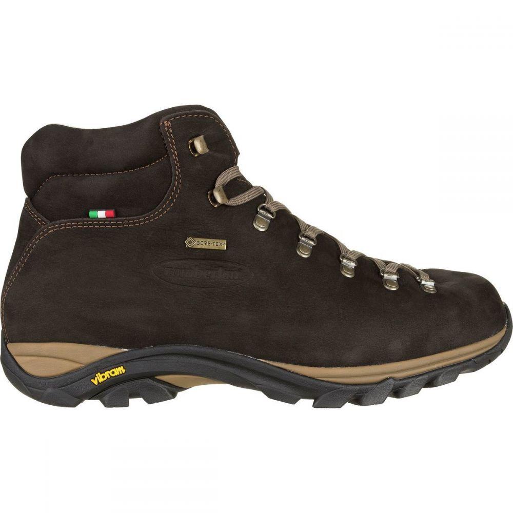 ザンバラン Zamberlan メンズ ハイキング・登山 ブーツ シューズ・靴【Trail Lite EVO GTX Boot】Dark Brown