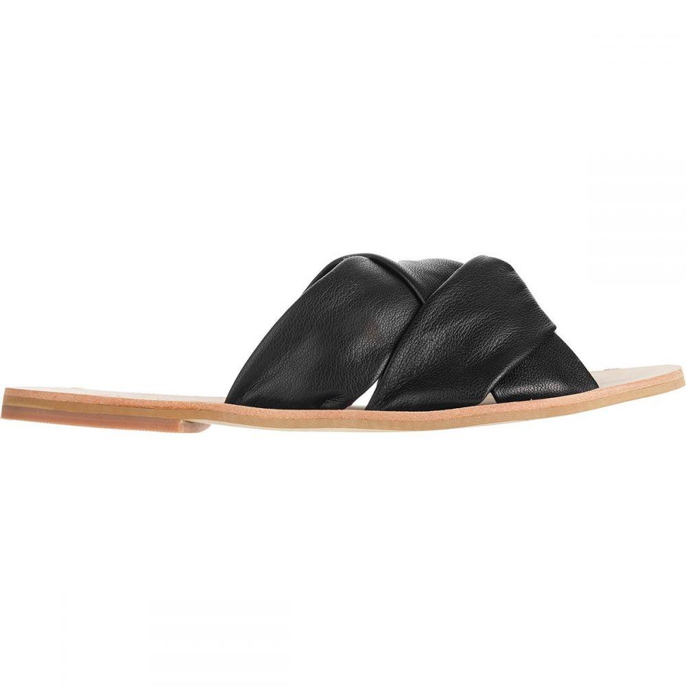 フリーピープル Free People レディース サンダル・ミュール スライドサンダル シューズ・靴【Rio Vista Slide Sandal】Black