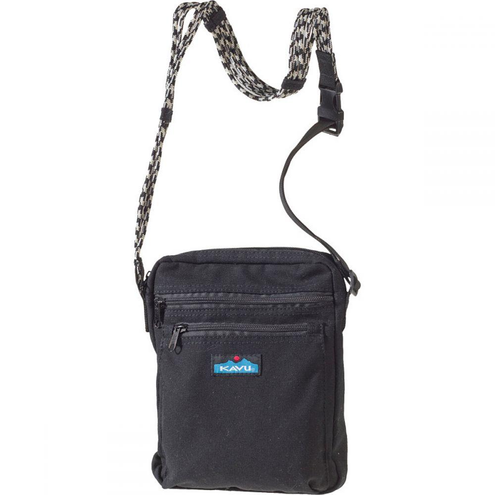 カブー KAVU レディース ショルダーバッグ バッグ【Zippit Cross Body Bag】Black