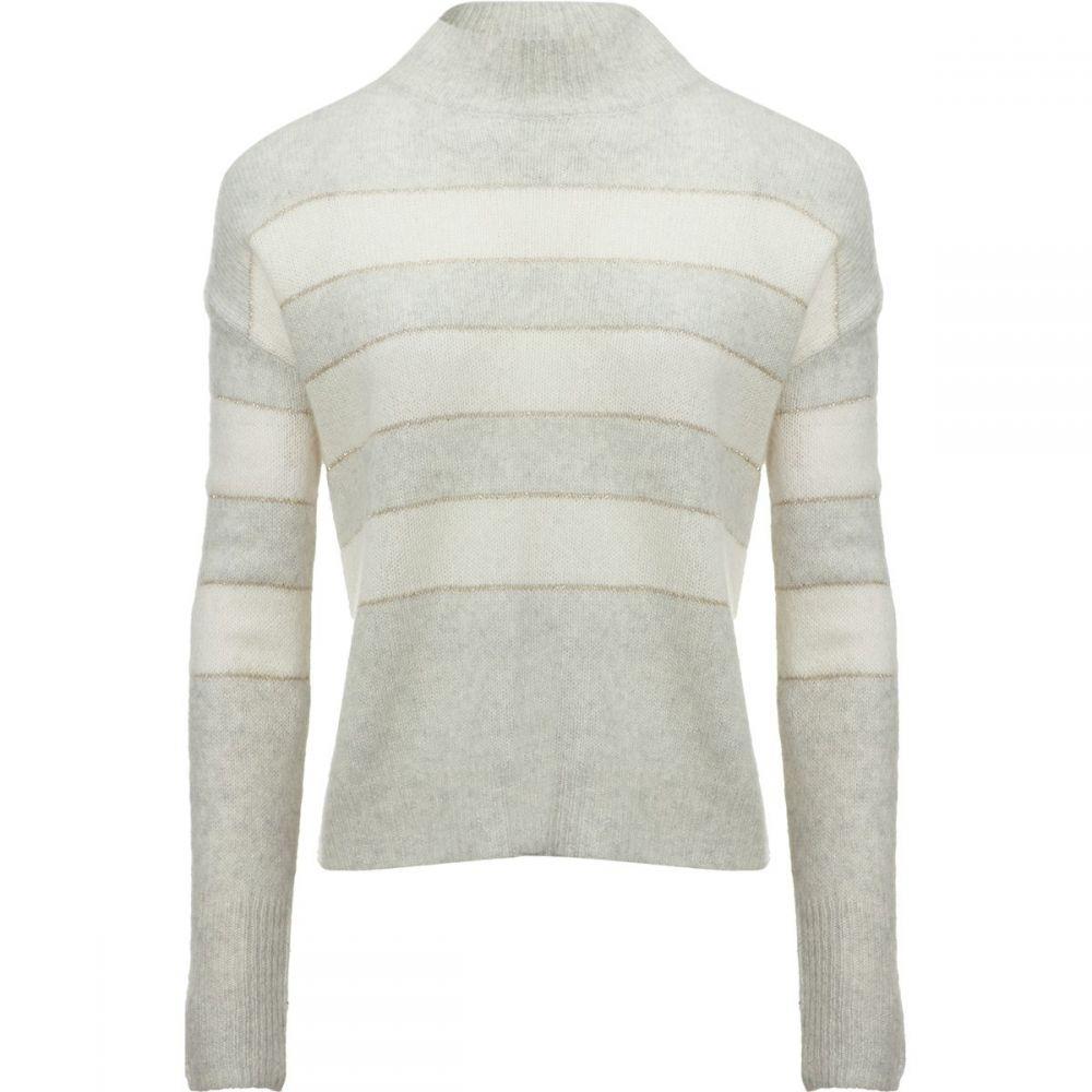 レイルズ Rails レディース ニット・セーター トップス【Ellise Sweater】Mist/Ivory Stripe