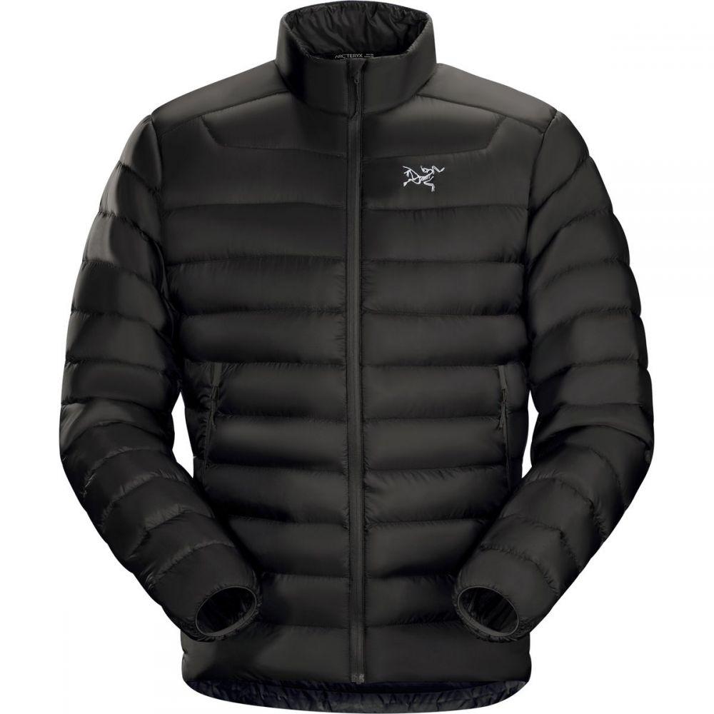 アークテリクス Arc'teryx メンズ ダウン・中綿ジャケット アウター【Cerium LT Down Jacket】Black