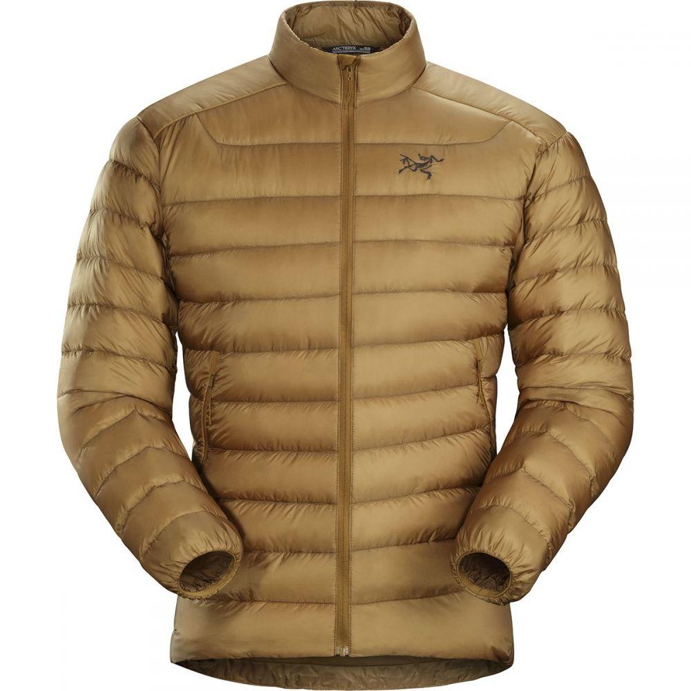 アークテリクス Arc'teryx メンズ ダウン・中綿ジャケット アウター【Cerium LT Down Jacket】Yukon