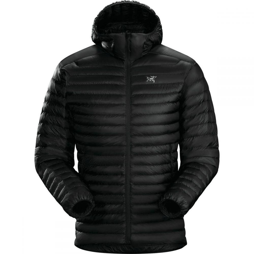 アークテリクス Arc'teryx メンズ ダウン・中綿ジャケット フード アウター【Cerium SL Hooded Jacket】Black