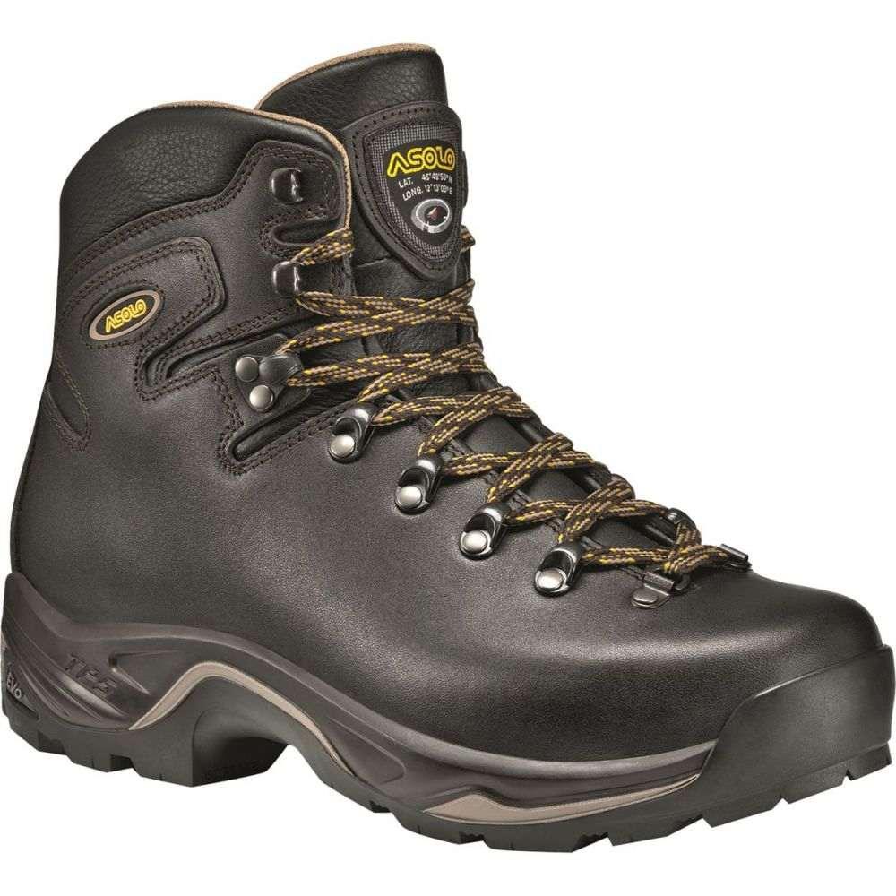 アゾロ Asolo メンズ ハイキング・登山 ブーツ シューズ・靴【TPS 535 Lth V Evo Backpacking Boot】Brown