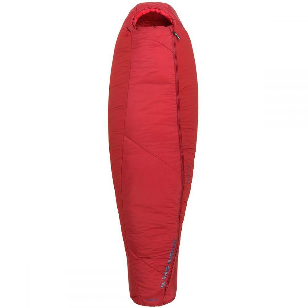 ビッグアグネス Big Agnes レディース ハイキング・登山 【Bolten SL Sleeping Bag: 20 Degree Synthetic】Red