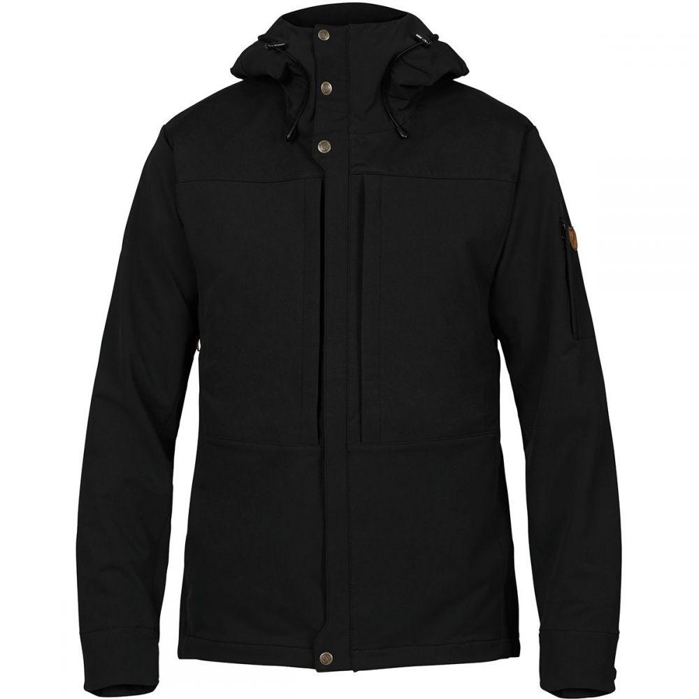 フェールラーベン Fjallraven メンズ ジャケット アウター【Keb Touring Jacket】Black