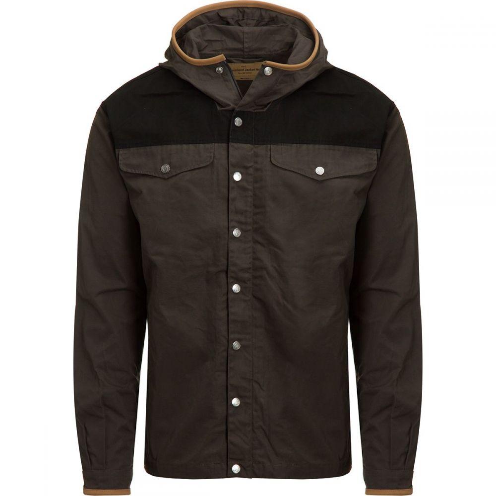フェールラーベン Fjallraven メンズ ジャケット アウター【Greenland No. 1 Special Edition Jacket】Mountain Grey