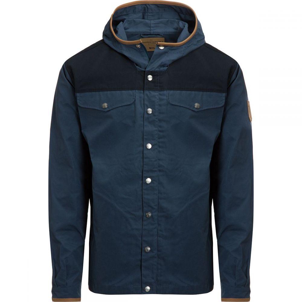 フェールラーベン Fjallraven メンズ ジャケット アウター【Greenland No. 1 Special Edition Jacket】Uncle Blue