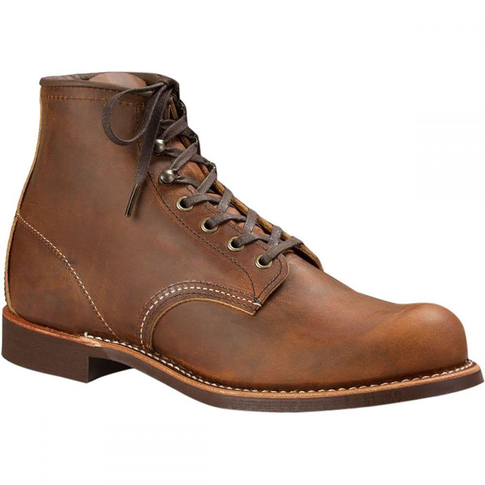 レッドウィング Red Wing Heritage メンズ ブーツ シューズ・靴【Blacksmith 6in Boot】Copper Rough/Tough Leather