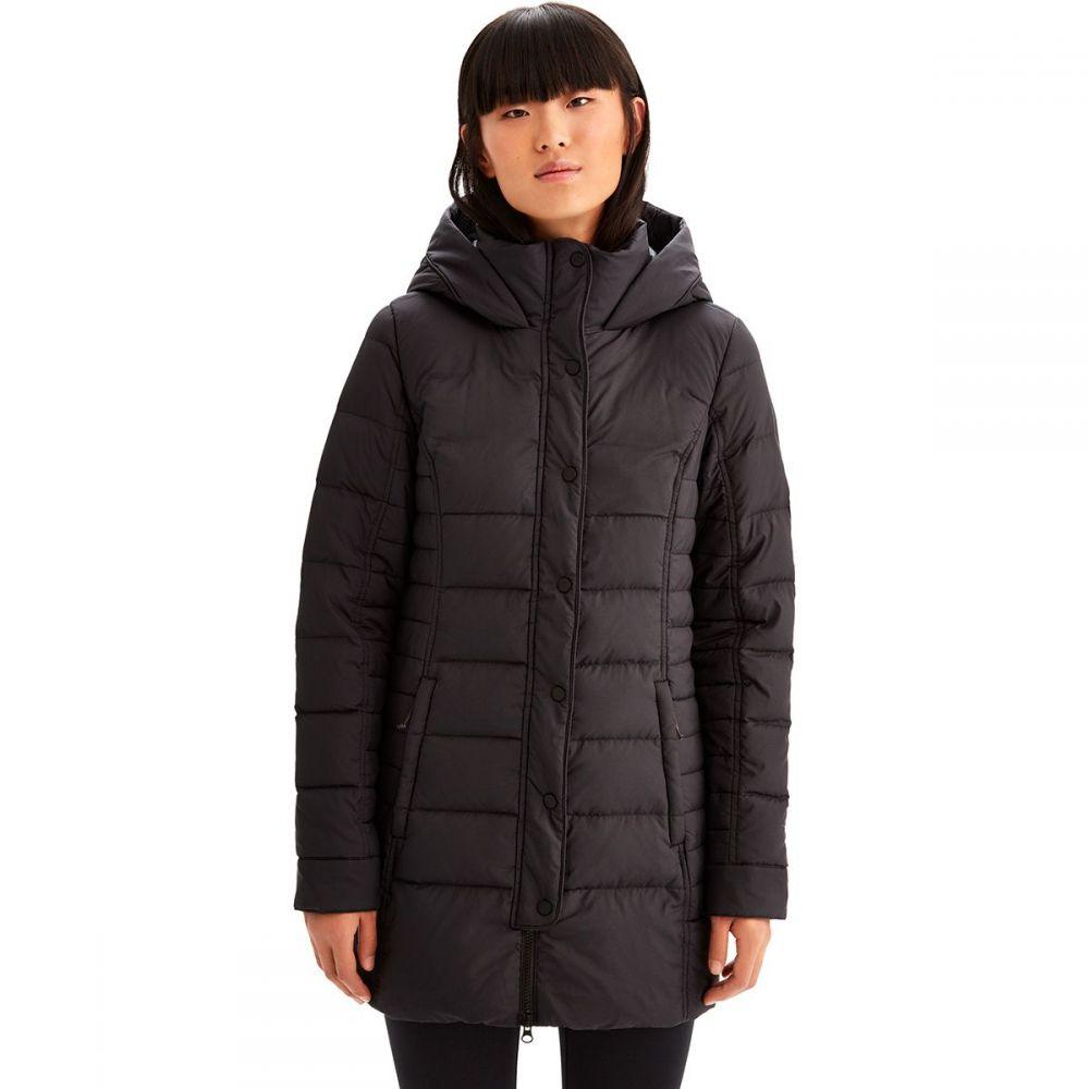 ロール Lole レディース ダウン・中綿ジャケット アウター【Gisele Original Down Jacket】Black