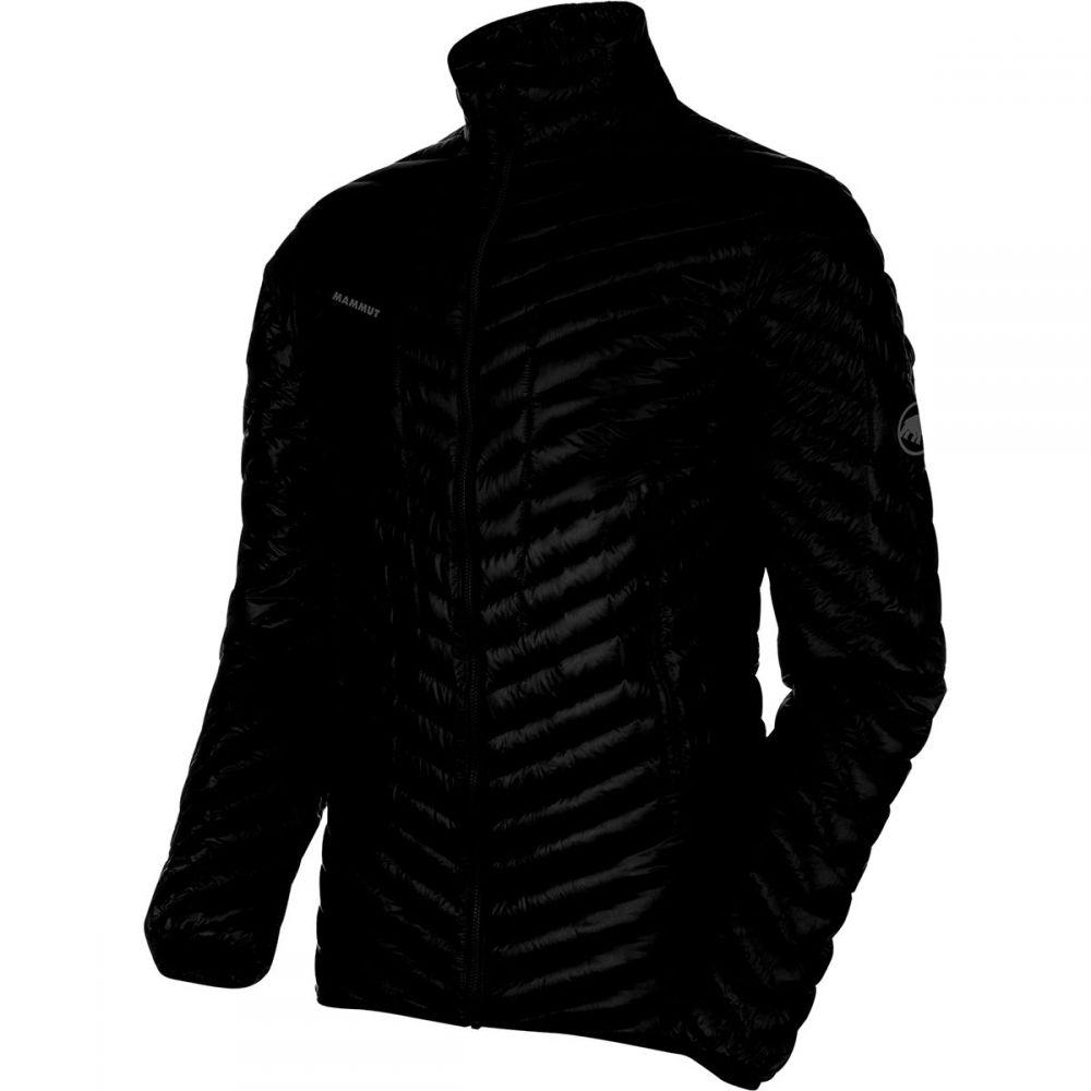 マムート Mammut メンズ ダウン・中綿ジャケット アウター【Broad Peak Light IN Jacket】Black/Phantom