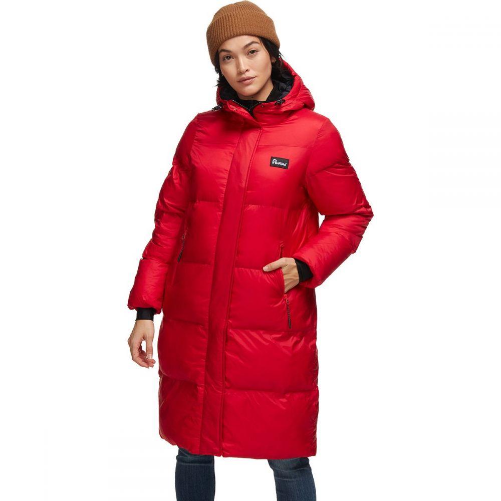 ペンフィールド Penfield レディース ジャケット アウター【Katrine Jacket】Sportswear Red