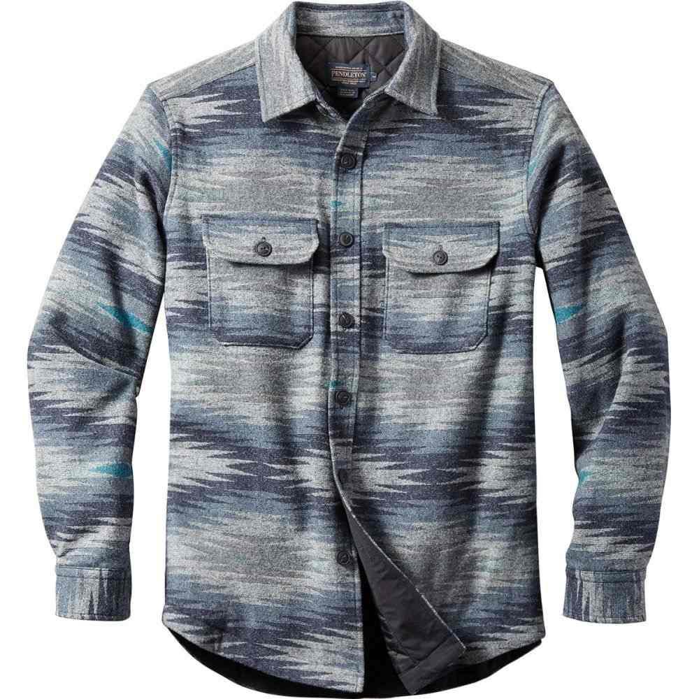 ペンドルトン Pendleton メンズ ジャケット アウター【Magic Valley CPO Jacket】Blue