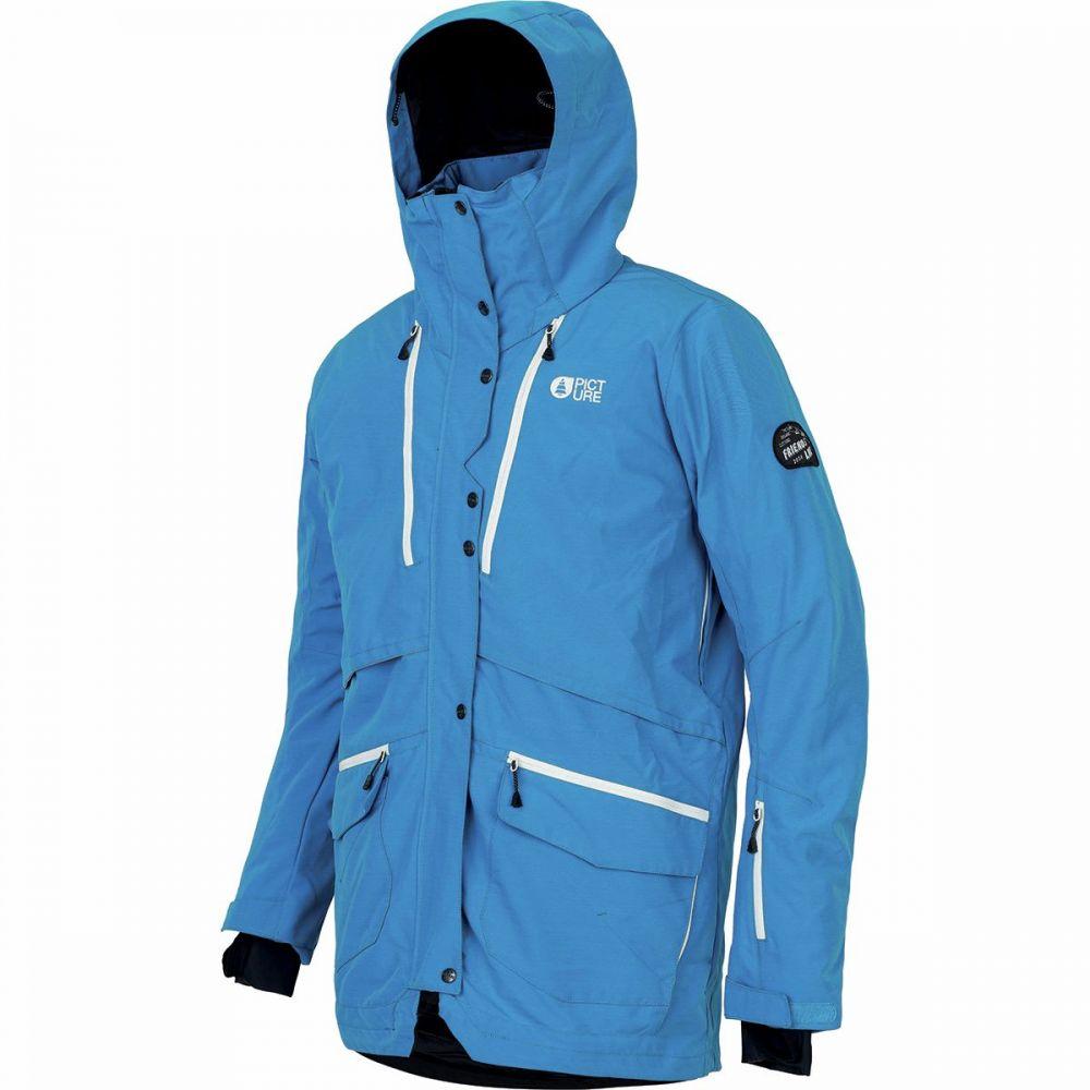 ピクチャー オーガニック Picture Organic メンズ スキー・スノーボード ジャケット アウター【Pure Jacket】Blue