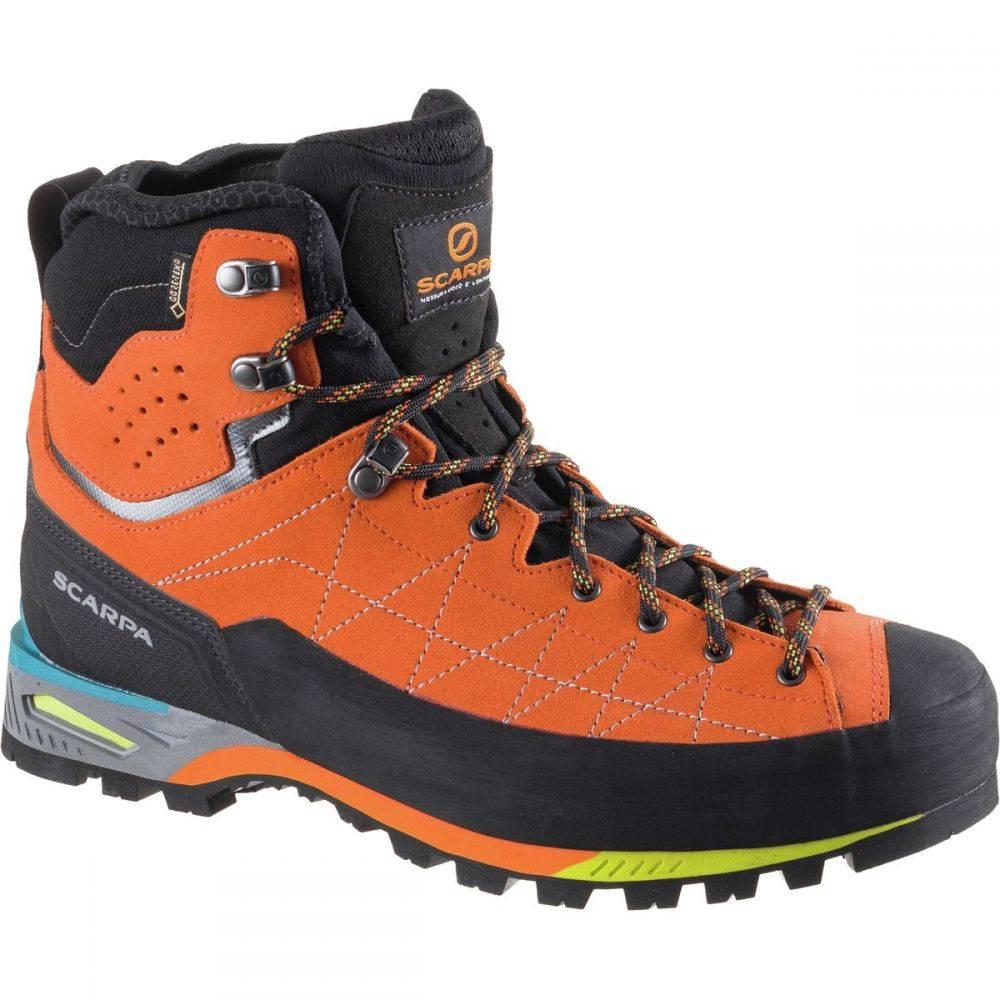スカルパ Scarpa メンズ ハイキング・登山 登山靴 シューズ・靴【Zodiac Tech GTX Mountaineering Boot】Tonic