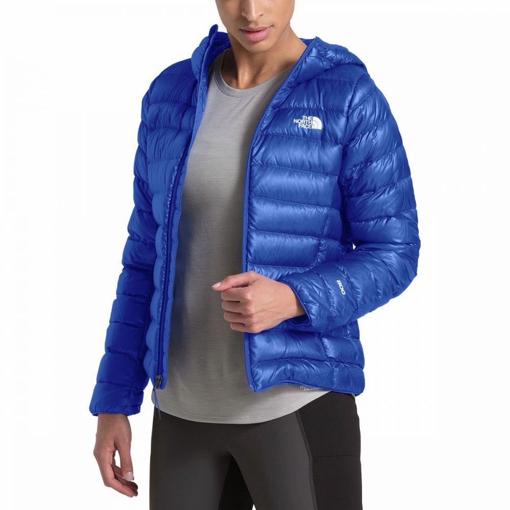 ザ ノースフェイス The North Face レディース ダウン・中綿ジャケット フード アウター【Sierra Peak Down Hooded Jacket】Tnf Blue