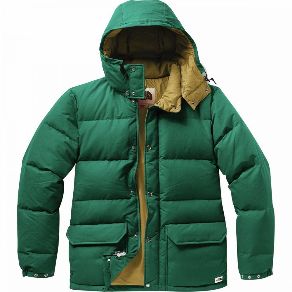 ザ ノースフェイス The North Face メンズ ダウン・中綿ジャケット アウター【Down Sierra 3.0 Jacket】Night Green/British Khaki