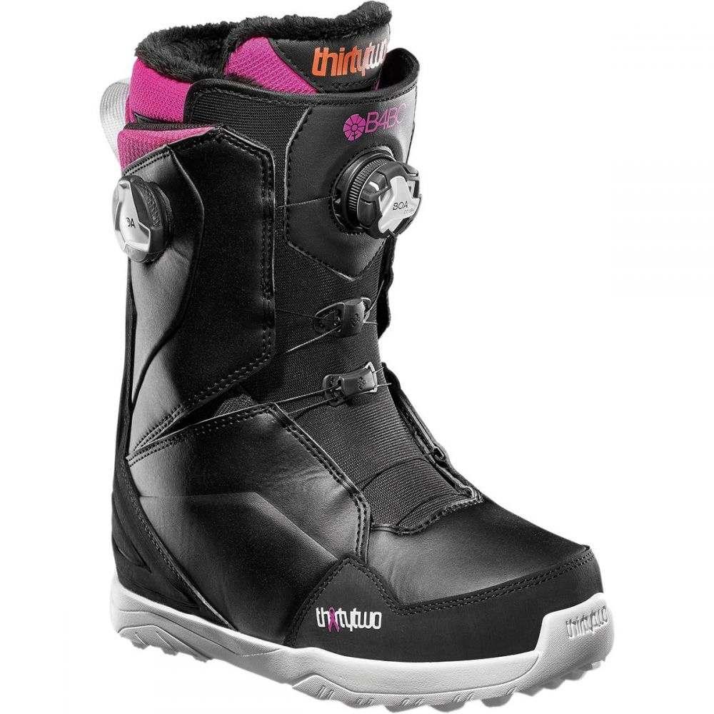 サーティーツー ThirtyTwo レディース スキー・スノーボード ブーツ シューズ・靴【Lashed Double BOA Snowboard Boot】B4bc