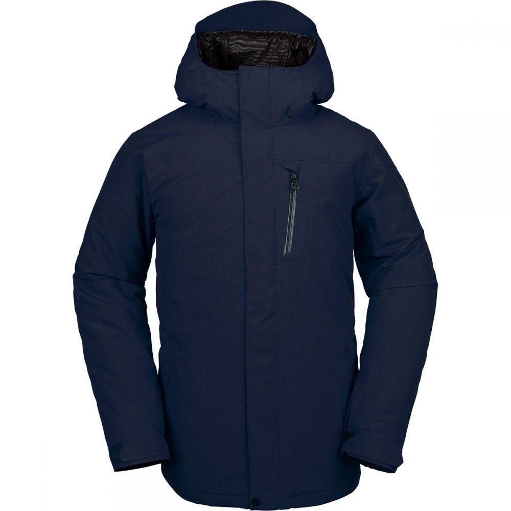 ボルコム Volcom メンズ スキー・スノーボード ジャケット アウター【L Gore - Tex Jacket】Navy