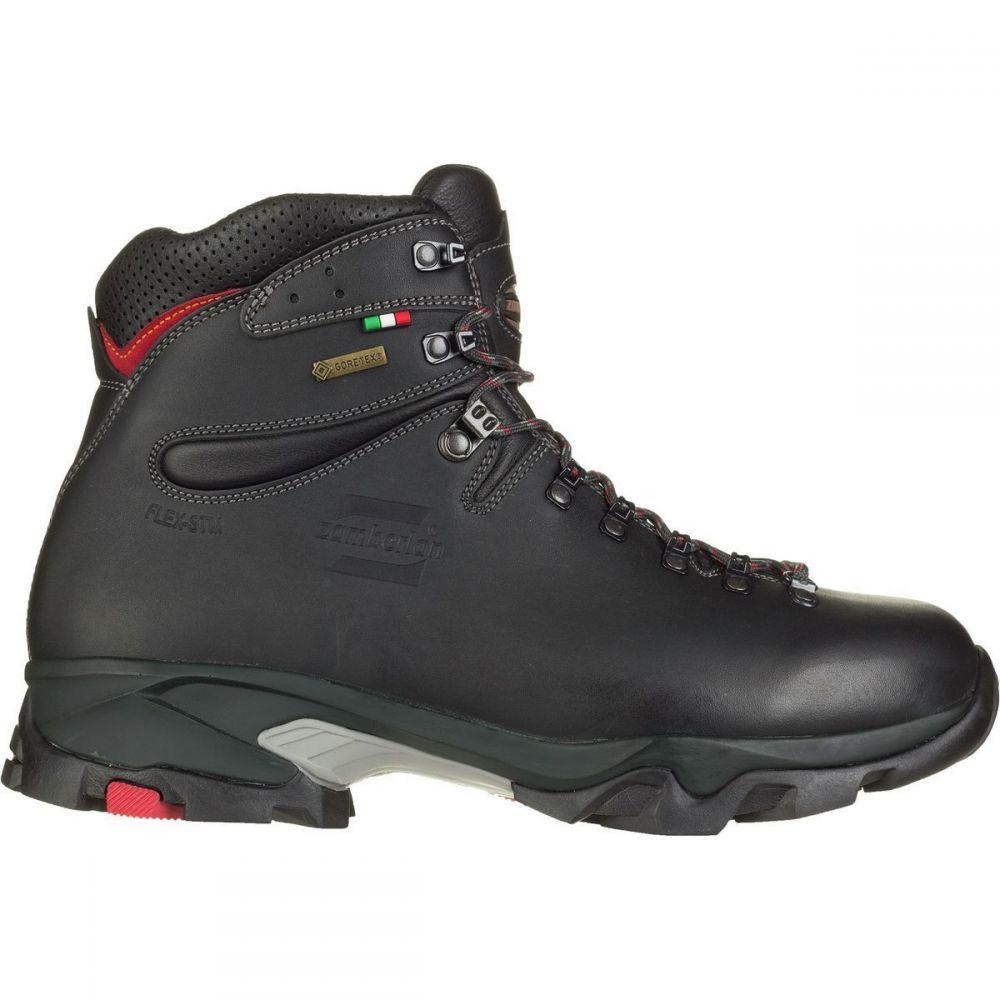 ザンバラン Zamberlan メンズ ハイキング・登山 ブーツ シューズ・靴【Vioz GTX Wide Backpacking Boot】Dark Grey