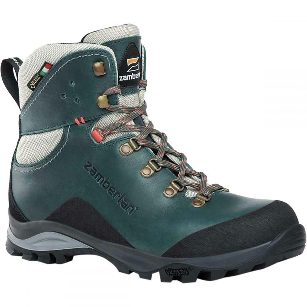ザンバラン Zamberlan レディース ハイキング・登山 ブーツ シューズ・靴【Marie GTX Backpacking Boot】Peakcock