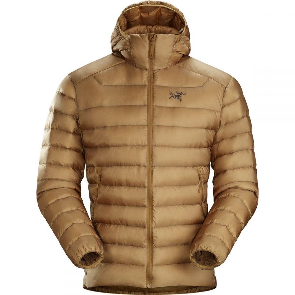 アークテリクス Arc'teryx メンズ ダウン・中綿ジャケット フード アウター【Cerium LT Hooded Down Jacket】Yukon