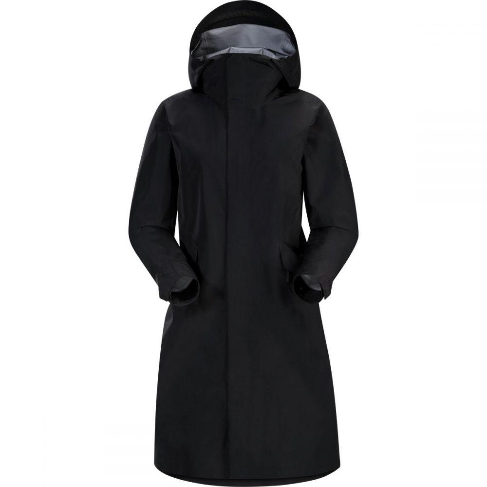 アークテリクス Arc'teryx レディース レインコート アウター【Andra Coat】Black