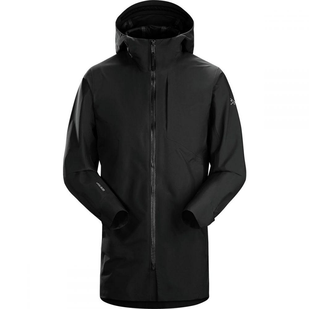 【福袋セール】 アークテリクス Coat】Black Arc'teryx メンズ レインコート アウター Arc'teryx【Sawyer Coat】Black, ムイカイチチョウ:e04ecdea --- sturmhofman.nl