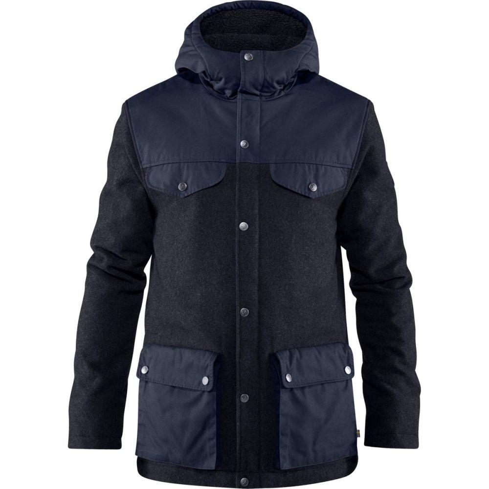 フェールラーベン Fjallraven メンズ ジャケット アウター【Greenland Re - Wool Jacket】Night Sky